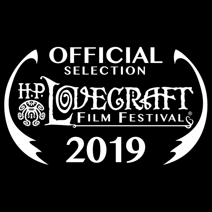 Zgoat - 2019 H.P. Lovecraft Film Festival and CthulhuCon laurel